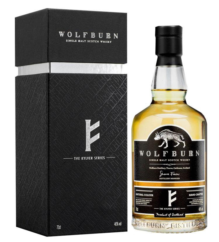 Wolfburn The Kylver Series 1 – Fehu