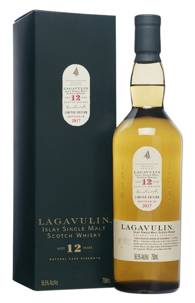 Lagavulin 12 Year Old 17th Release