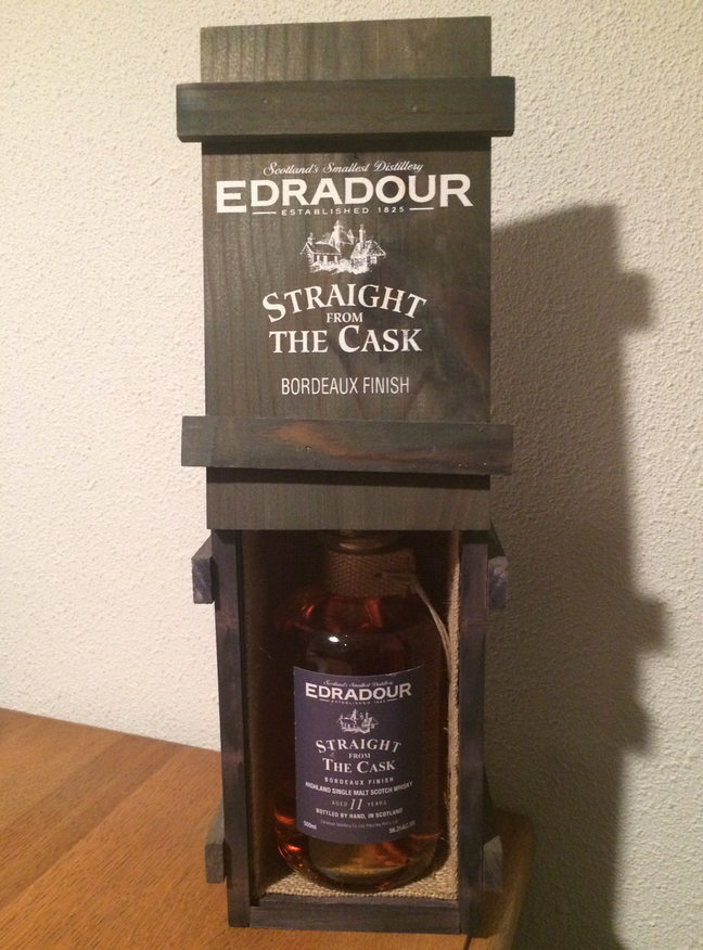 Edradour Straight from the Cask Bordeaux (1994)