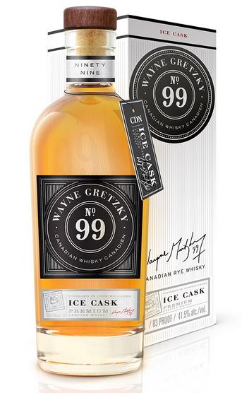 Wayne Gretzky Ice Cask
