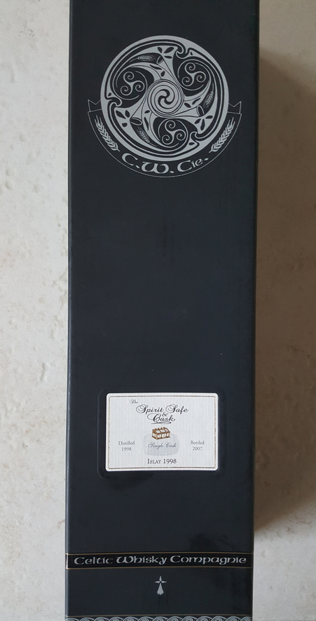 Islay 1998 (The Spirit Safe & Cask)