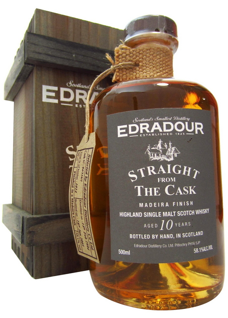 Edradour Straight from the Cask Madeira (1994)