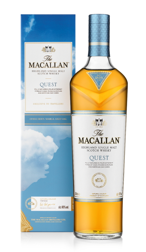 Macallan Quest Collection – Quest