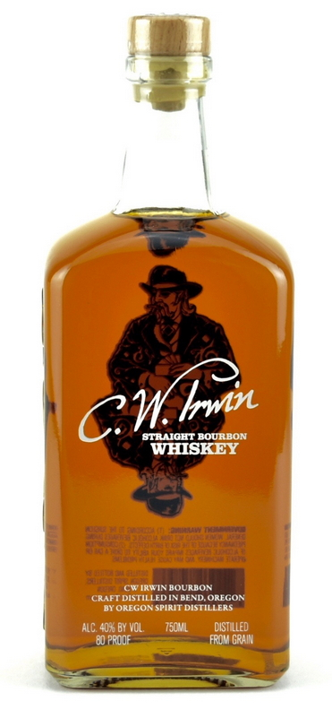 C.W. Irwin Straight Bourbon