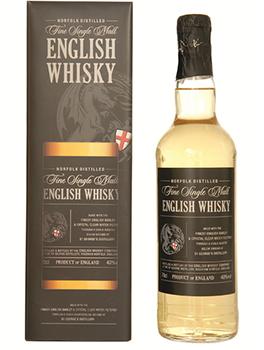 English Whisky Fine Single Malt