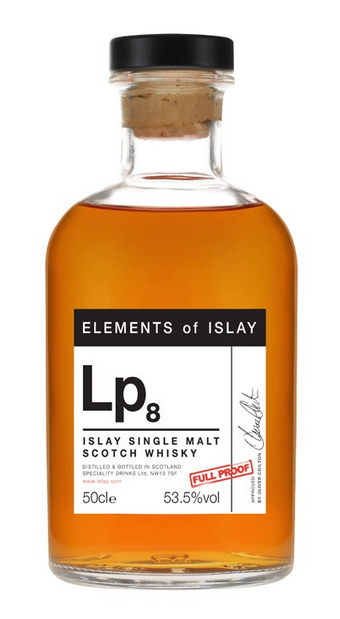 Elements of Islay Lp8 (Laphroaig)