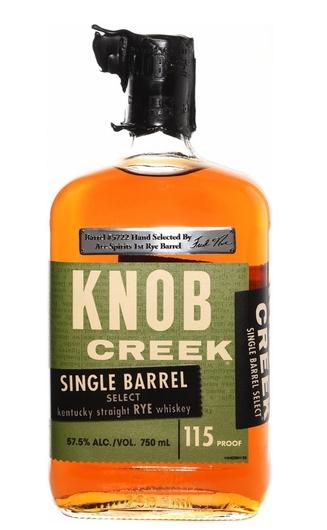 Knob Creek Rye Single Barrel Select