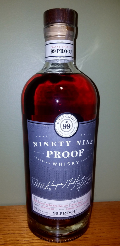 Wayne Gretzky Ninety Nine Proof