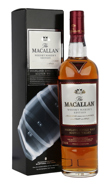 Macallan Whisky Maker's Edition – No.4 Exceptional Oak Casks