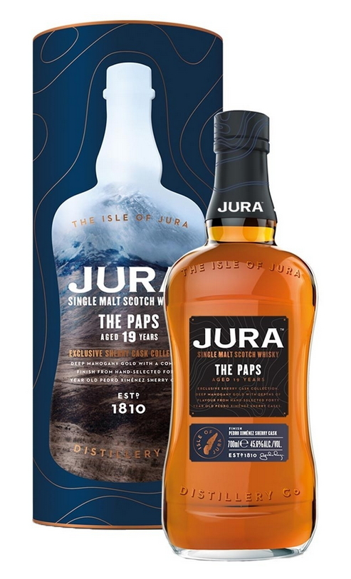 Isle of Jura The Paps
