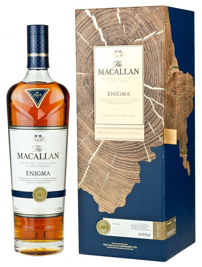 Macallan Quest Collection – Enigma