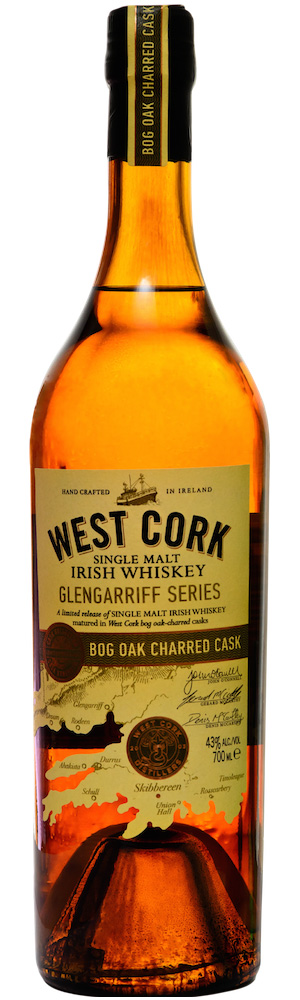 West Cork Glengarriff Bog Oak Charred