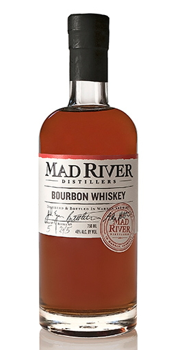 Mad River Bourbon Whiskey