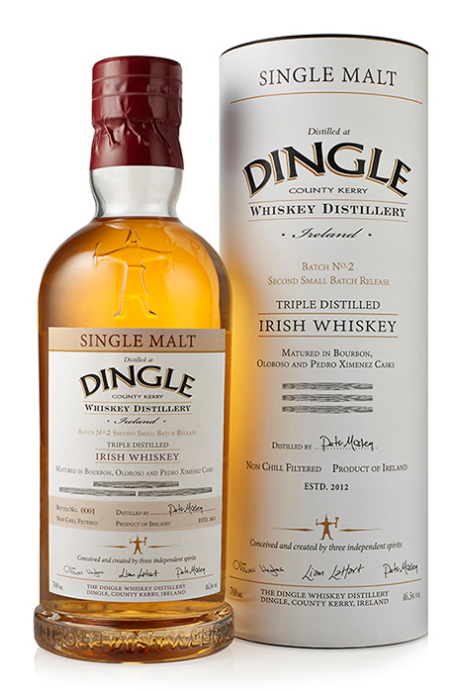 Dingle Single Malt Batch No. 2