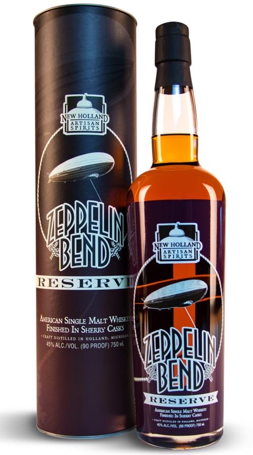 New Holland Zeppelin Bend Reserve