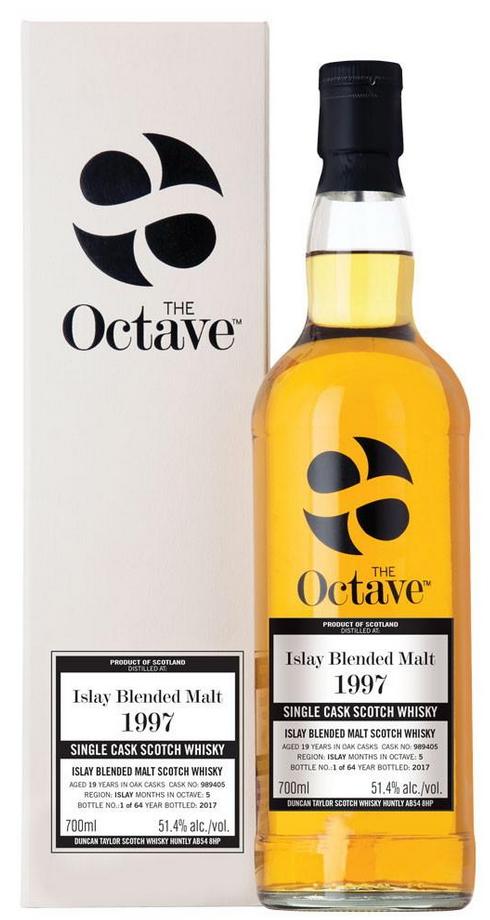 Islay Blended Malt 1997 (The Octave)