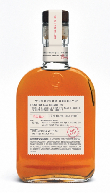Woodford Reserve Master's Collection – French Oak Cask Finished Rye