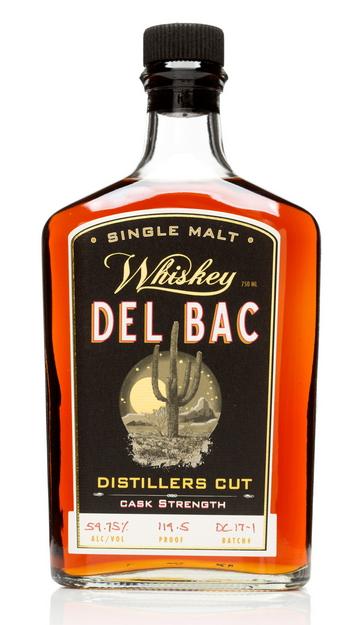 Whiskey Del Bac Distillers Cut 17-1