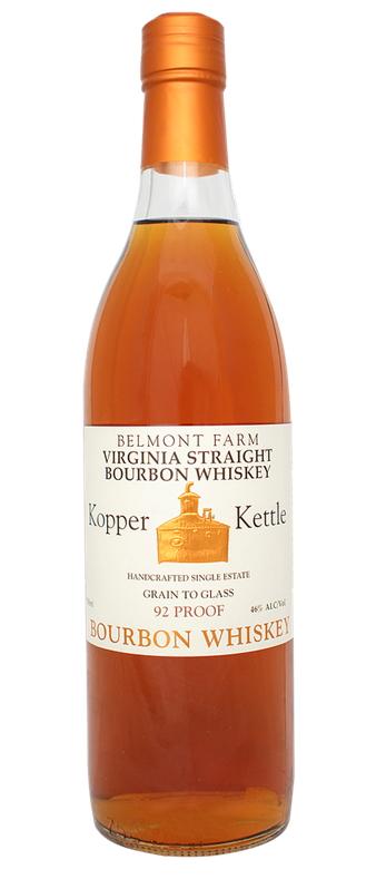 Kopper Kettle Bourbon Whiskey