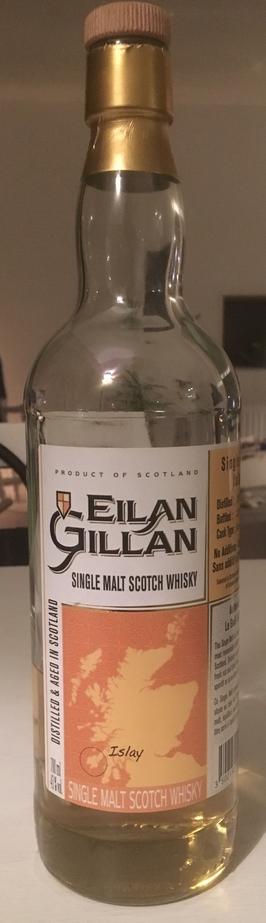 Eilan Gillan 2010