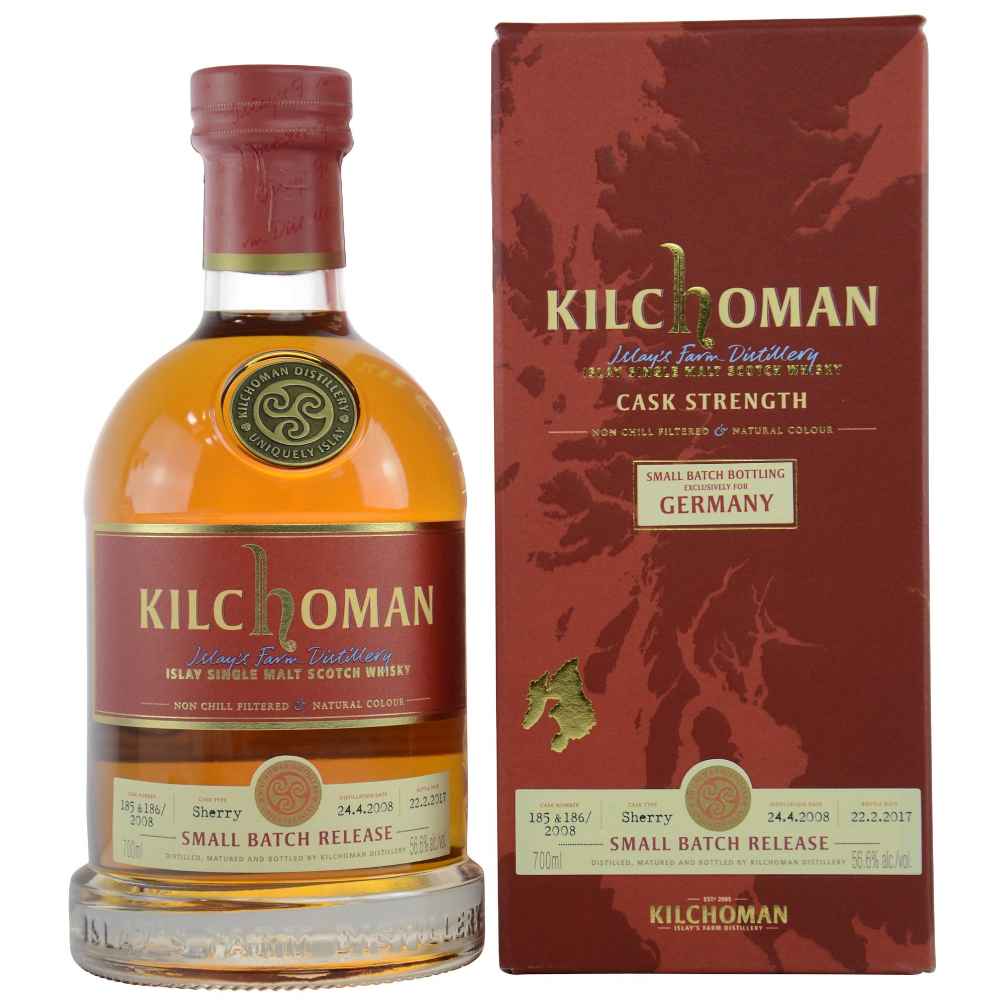 Kilchoman 2008 Small batch Release