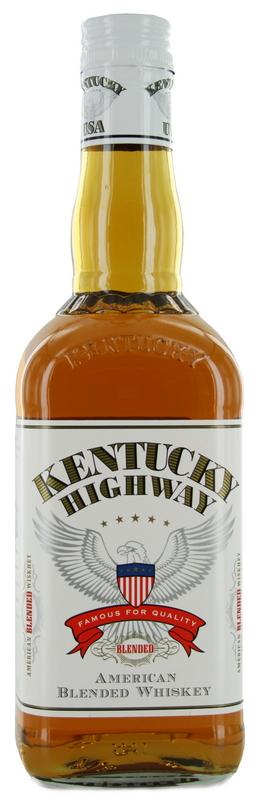 Kentucky Highway American Blended Whiskey
