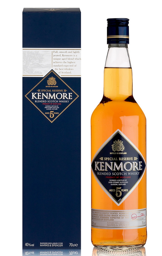 Kenmore 05 Year Old Special Reserve