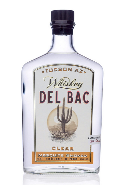 Whiskey Del Bac Clear