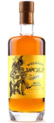 William Wolf Rye Whiskey
