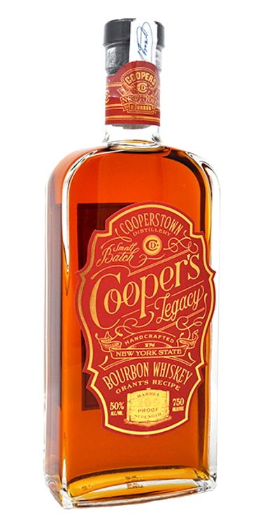 Cooperstown Cooper's Legacy