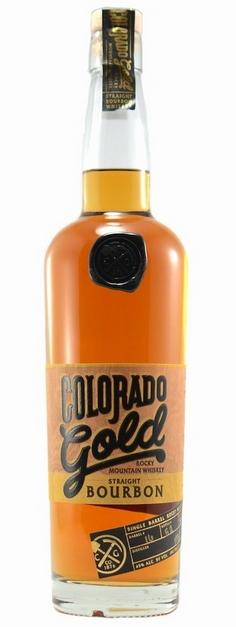 Colorado Gold Straight Bourbon