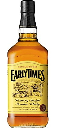 Early Times Kentucky Straight Bourbon Whisky