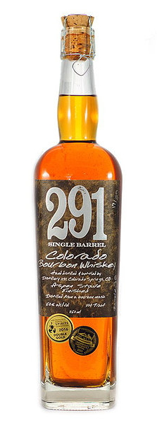 291 Single Barrel Colorado Bourbon