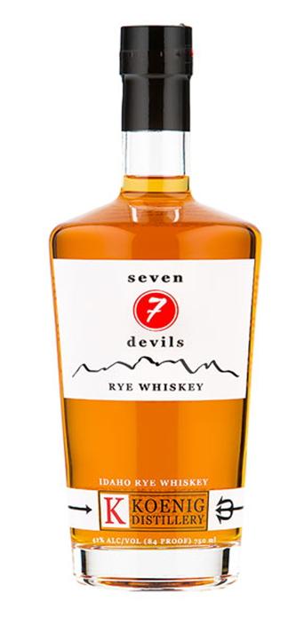 Koenig Seven Devils Rye