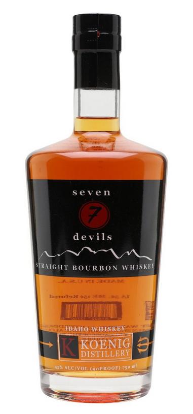 Koenig Seven Devils Bourbon