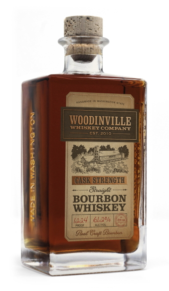 Woodinville Cask Strength Bourbon