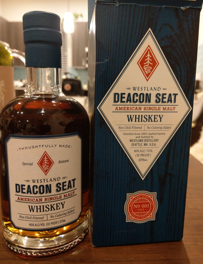 Westland Deacon Seat