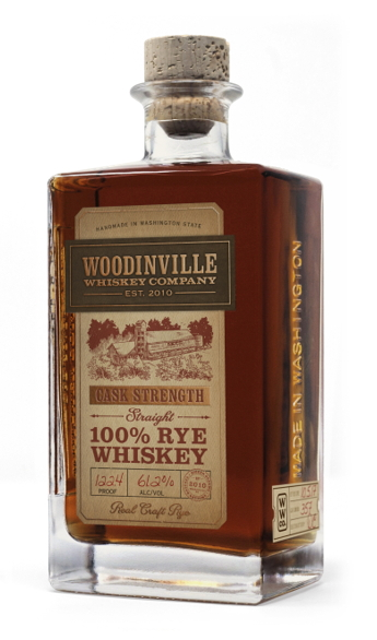 Woodinville Cask Strength Rye