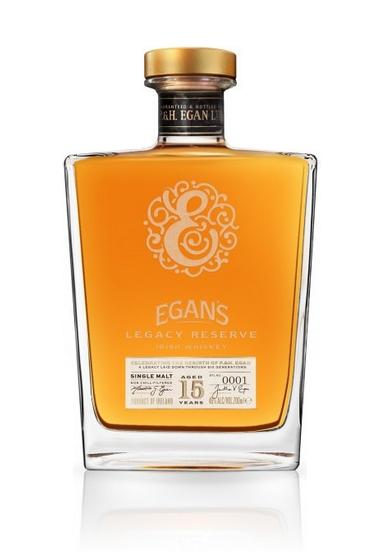 Egan's 15 Year Old Legacy Reserve