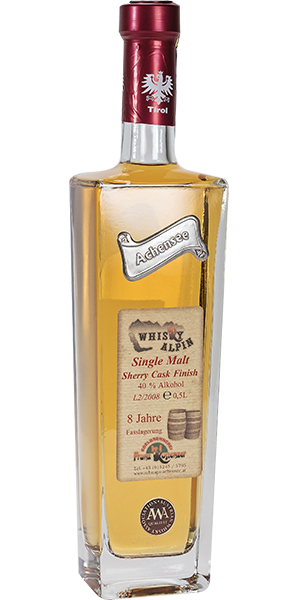 Whisky Alpin Sherry Cask Finish
