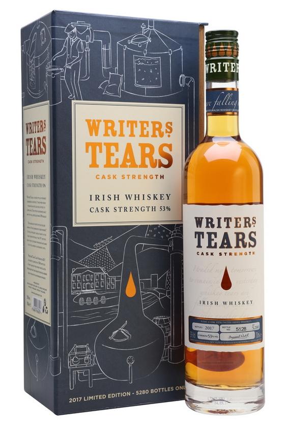 Writers' Tears Cask Strength 2017