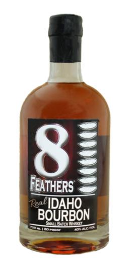 8 Feathers Idaho Bourbon