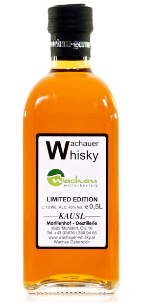 Wachauer Whisky Limited Edition