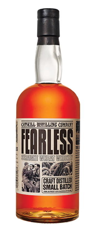 Catskill Fearless Wheat Whiskey