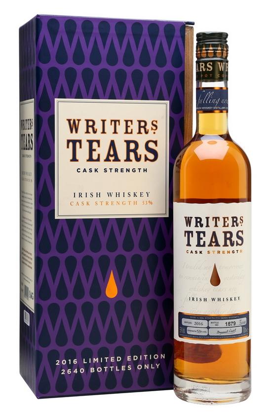 Writers' Tears Cask Strength 2016