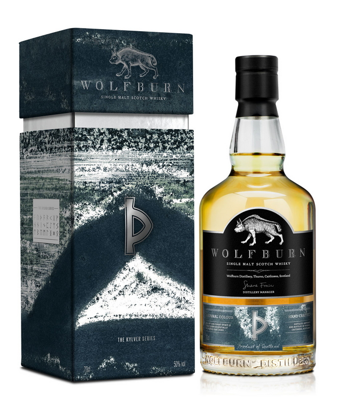 Wolfburn The Kylver Series 3 – Purisaz