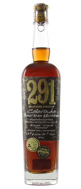 291 Barrel Proof Bourbon