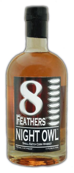 8 Feathers Night Owl