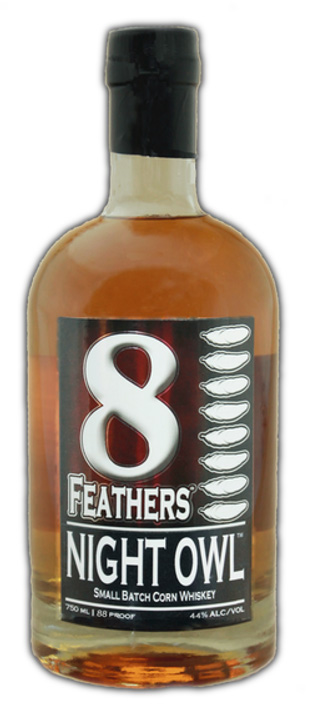 8 Feathers Night Owl