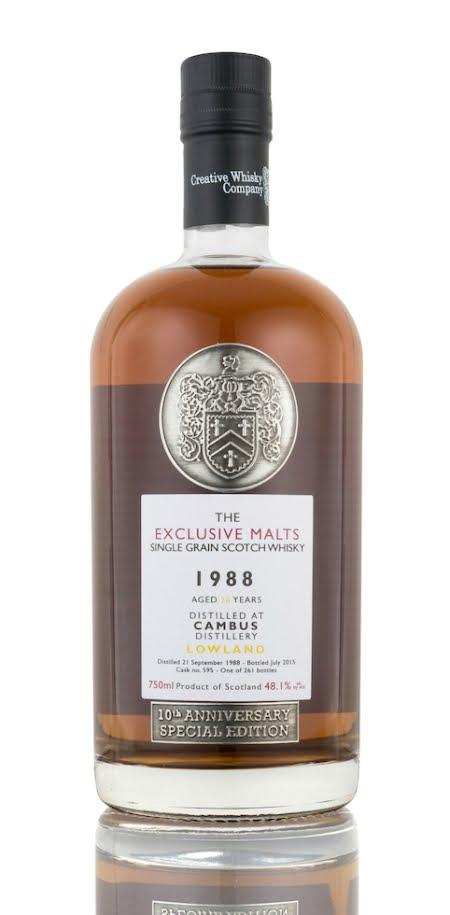 Cambus 1988 (The Exclusive Malts)